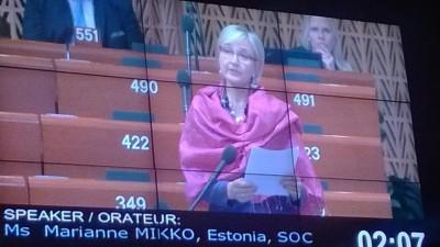 Marianne Mikko ENPAs